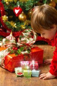 Weihnachtsbaum in der Ferienwohnung