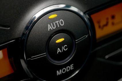 Klima im Auto