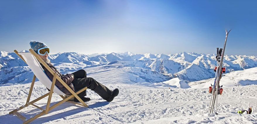 Skiurlaub - Spass von der Zugspitze bis zum Harz