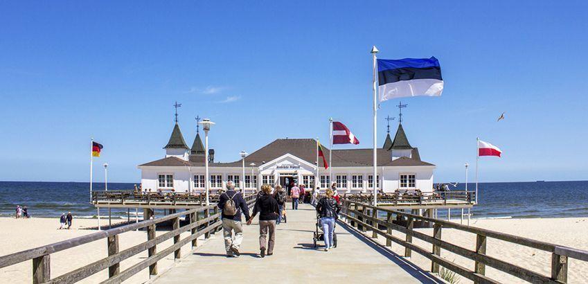 Ahlbeck, Seebrücke