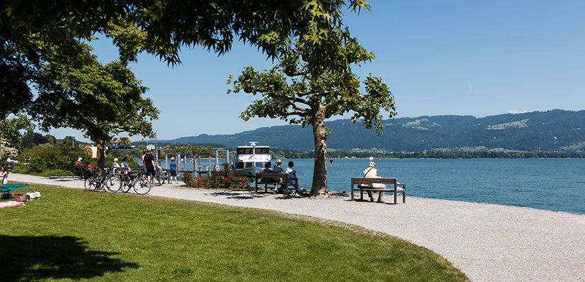 rad-und-wanderwege rund um den Bodensee