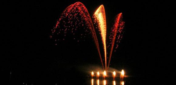 Feuerwerk Heiligenhafen