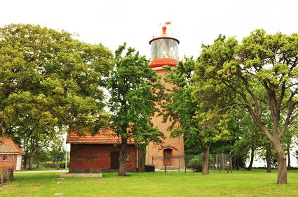 Leuchtturm Staberhuk auf Fehmarn