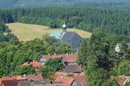 Zobel Ferienwohnung im Harz in Altenau Urlaubsumgebung vor Ort