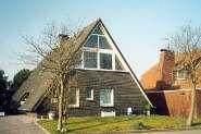 Ferienhaus Watt-n-Huus in Norden Norddeich Aussenansicht