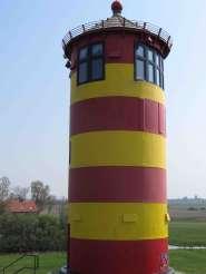 Ferienhaus Watt-n-Huus in Norden Norddeich Urlaubsumgebung vor Ort