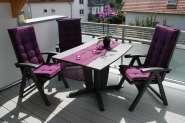 3 Komfort-Ferienwohnungen Horster **** in Bensheim Innenansicht