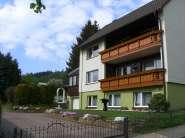 Ferienwohnung Bettina in Bad Sachsa Aussenansicht