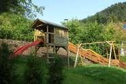 Ferienhaus Sauna Fronwald im Schwarzwald in Alpirsbach Aussenansicht