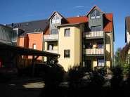Ferienwohnungen Am Seeufer Balkon und Seeblick in Waren (Müritz) Aussenansicht