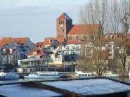Ferienwohnungen Am Seeufer Balkon und Seeblick in Waren (Müritz) Urlaubsumgebung vor Ort