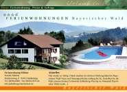 Ferienwohnungen Söldner in Saldenburg Aussenansicht