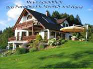 Haus Alpenblick in Malsburg-Marzell Aussenansicht