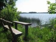 Schwedenhaus Seeblick am Useriner See in Userin Urlaubsumgebung vor Ort
