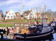 Hafenresidenz-Greetsiel in Greetsiel Urlaubsumgebung vor Ort