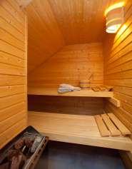 Ostsee-Oase mit eigener Sauna in Grömitz Innenansicht