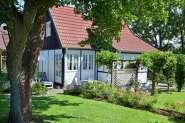 Kleines Landhaus im Grünen in Grömitz Aussenansicht